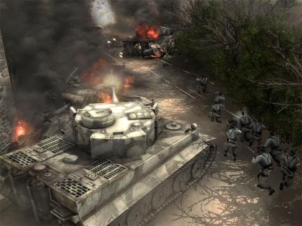 Patch 2.200 für Company of Heroes kommt bald