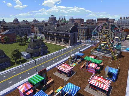Video-Interview zu SimCity Societies zeigt erste In-Game-Aufnahmen