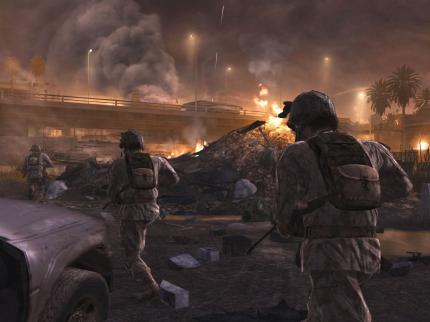 Bild aus Call of Duty 4.