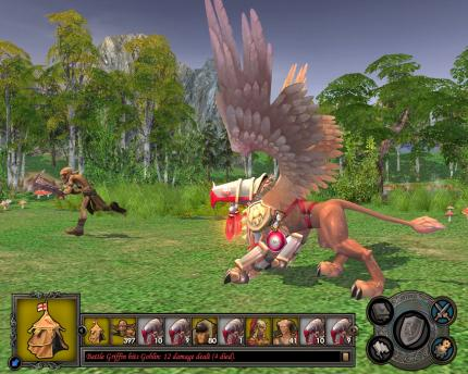 GC-Trailer zu HOMM 5: Tribes of the East