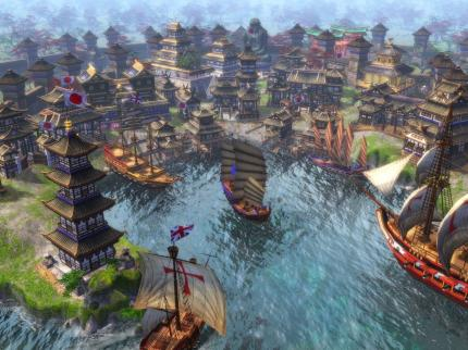 Neuer Patch zu Age of Empires 3: The Asien Dynasties erschienen