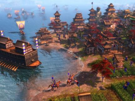 Neuer Trailer zu Age of Empire 3: The Asian Dynasties