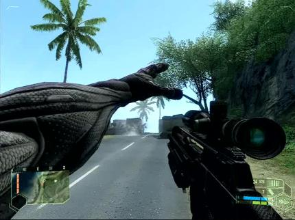 Crysis (Quelle: IGN)