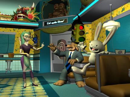 Zwei Video-Interviews zur Sam & Max-Serie