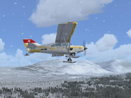 Neuer Name für das Flight Simulator X Add-on