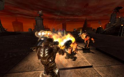 Angeschaut: Hellgate: London