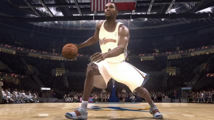 Summer Camp-Trailer zu NBA Live 08