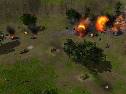 55 neue Screenshots zu Sudden Strike 3