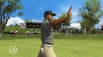 Neue Bilder zu Tiger Woods PGA Tour 08 zeigen den Westchester Country Club
