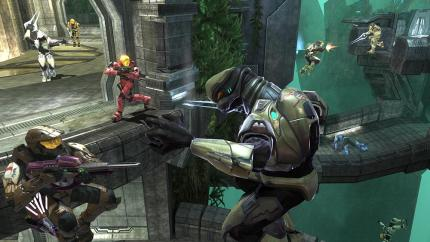 Brandneue Screens zu Halo 3