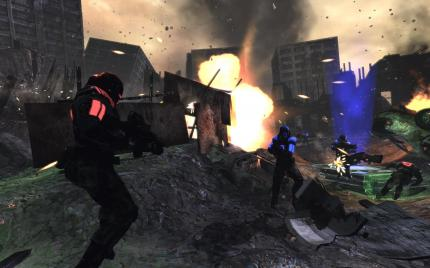 Warmonger: Operation - Downtown Destruction zum kostenlosen Download