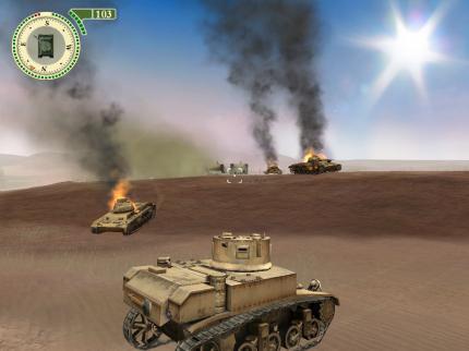 Panzersimulation