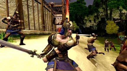 Stimmungsvolles Video zu Age of Conan: Hyborian Adventures