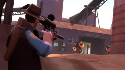 Team Fortress 2: Genialer Meet the Sniper-Trailer nachgereicht *Update*