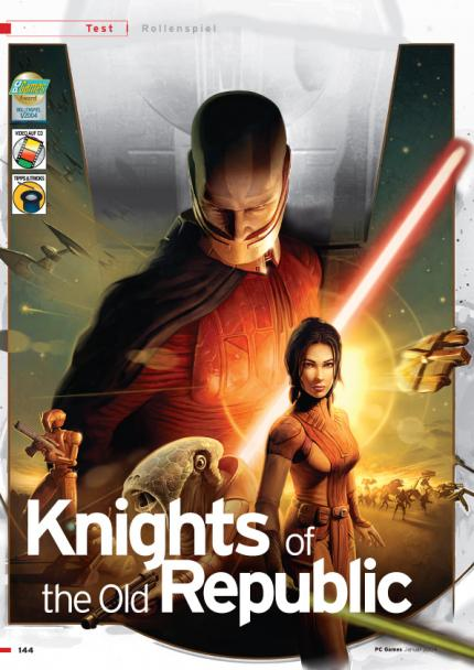 Knights of the Old Republic im Klassik-Test
