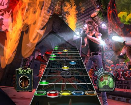 Die Guitar Hero-Tracks zum Download