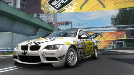 Need for Speed Pro Street im PCGH-Benchmark-Test