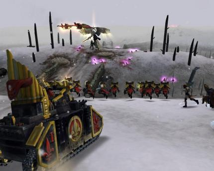 Demo zu Warhammer 40.000: Dawn of War - Soulstorm erschienen