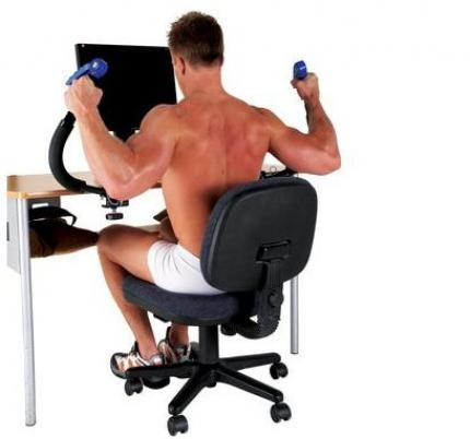 Rossis Guide to the Internet: Home Gym