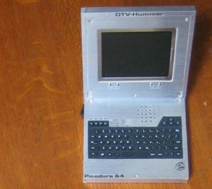 Rossis Guide to the Internet: C64 PDA