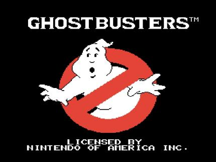 Ghostbusters (1984, NES)