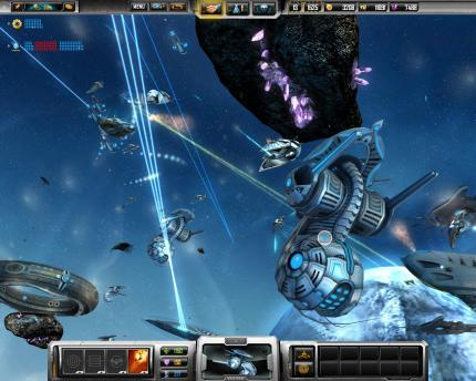 Sins of a Solar Empire: Patch 1.05 erscheint am 20. Mai 2008.