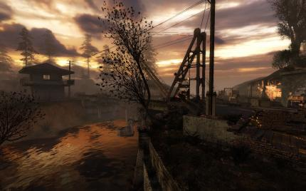 Screenshot aus S.T.A.L.K.E.R.: Clear Sky