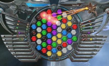 Erster Trailer zu Puzzle Quest: Challenge of the Warlords-Nachfolger Galactrix