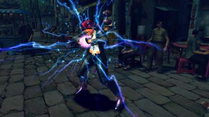 Street Fighter 4: Benchmark-Test mit elf Grafikkarten