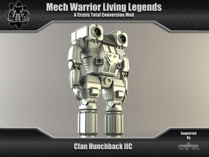 Tolles Video zur CryEngine 2-Modifikation Mech Warrior: Living Legends