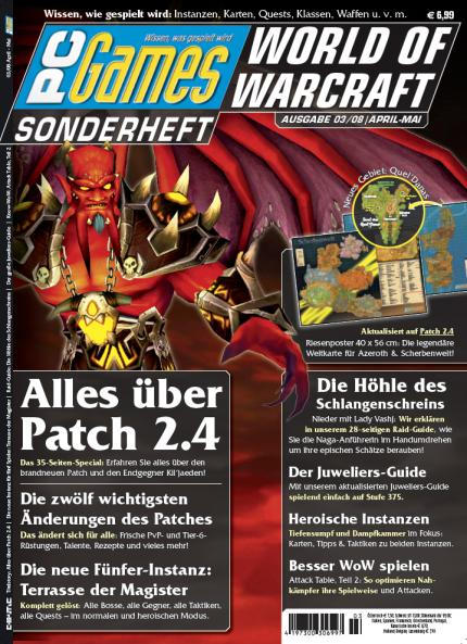 PC Games World of Warcraft: Alles über Patch 2.4!