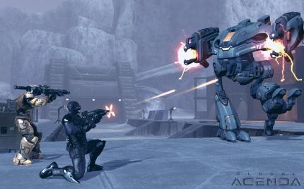 Global Agenda: MMO-Shooter ab sofort via Steam verfügbar + Gameplay-Trailer
