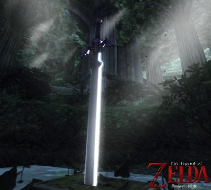 CryEngine 2-Mod: The Legend of Zelda - Project: Light