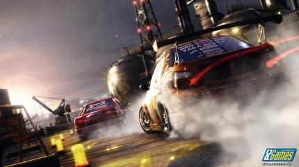 Demo zu Race Driver: GRID geplant