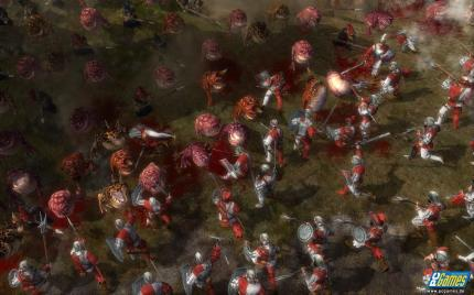 Battle March ist das erste Add-on zu Warhammer: Mark of Chaos