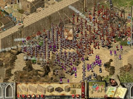 Stronghold Crusader Extreme ist Gold