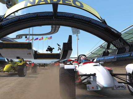 Debut-Trailer zu Trackmania Nations Forever