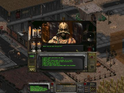 Mod des Tages: Fallout 2 in hoher Auflösung