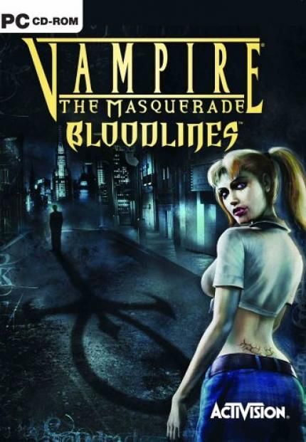 Das Cover von Vampire: The Masquerade - Bloodlines
