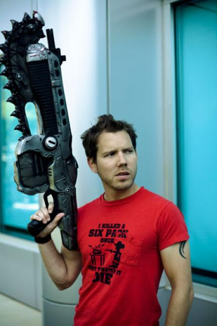 CliffyB alias Cliff Bleszinski