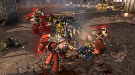 Dawn of War 2: Erstes Video aus der Kampagne der Space Marines!