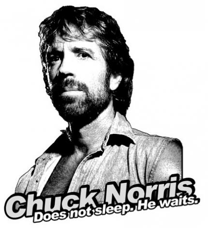 Rossis Guide to the Internet: Neues von Chuck Norris!