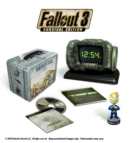 Fallout 3 Survival Edition angekündigt