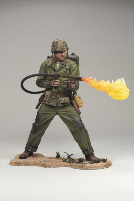 Actionfiguren zu Call of Duty: World at War