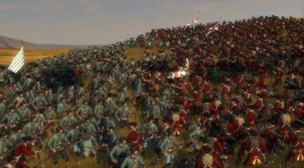 Empire: Total War: Informationsflut von der GC
