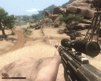 Far Cry 2 erreicht Gold-Status