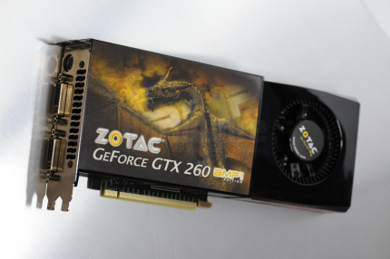 Im Test: Nvidia GeForce GTX 260