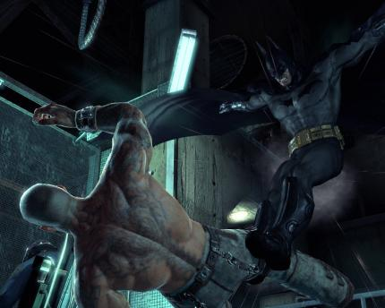 Screenshot-Scans zu Batman: Arkham Asylum. (4)