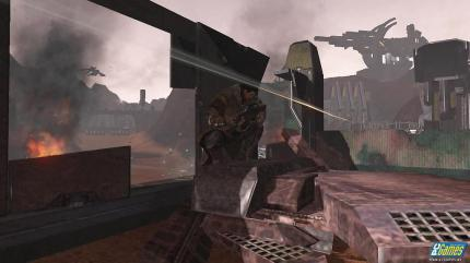 THQ kündigt Red Faction 3 an