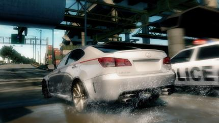 Neues Video zu Need for Speed: Undercover zeigt das Highway Drag Race